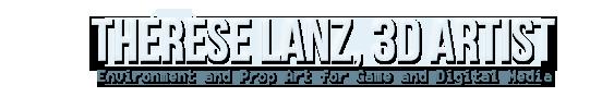 THÉRÈSE LANZ, 3D ARTIST